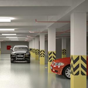 Автостоянки, паркинги Рамони