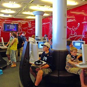Интернет-кафе Рамони