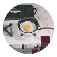 Отель Яр - иконка «кухня» в Рамони
